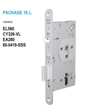ABLOY PACKAGE 1E-L