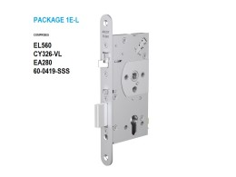 Abloy Electric Lock Cases