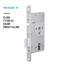 ABLOY PACKAGE 1P