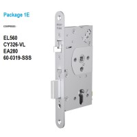 ABLOY PACKAGE 1E
