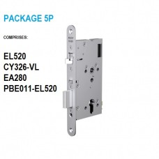 ABLOY PACKAGE 5P