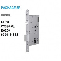 ABLOY PACKAGE 5E